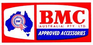 BMC Approved Accessories