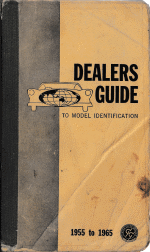 Dealers Guide to Model Identification
