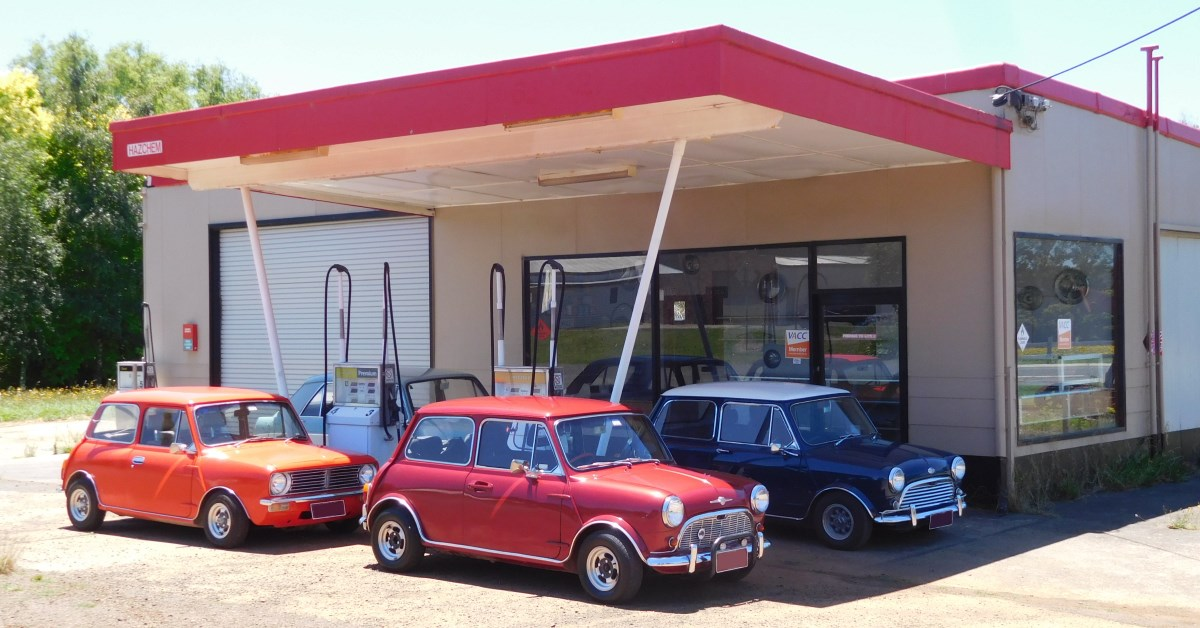 Minis might all look relatively similar, but their small differences make for more than thirty variants.
